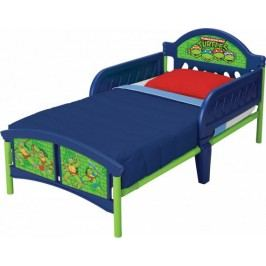 Forclaire Dětská postel Želvy Ninja