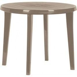 Rojaplast Stůl LISA - cappuccino