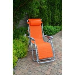 Rojaplast Křeslo AN2320 - oranžové