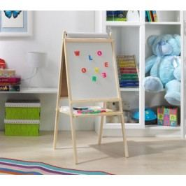 Forclaire Přírodní dětská magnetická tabule