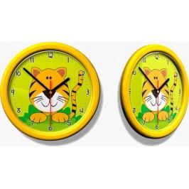 Forclaire Dětské hodiny č. 32 Tygřík