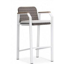 Dimenza Zahradní barová židle TEAKMAN KD