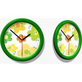 Forclaire Dětské hodiny č. 35 Žluté květy
