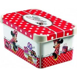 Curver Box DECOBOX - S - MINNIE