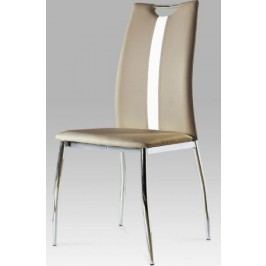 Jídelní židle AC-1296 CAP - cappuccino