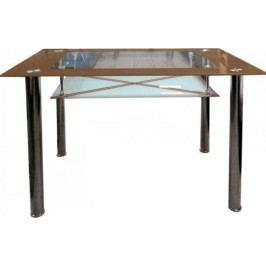 Falco Jídelní stůl B 175 hnědý