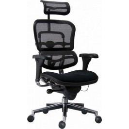 Antares Kancelářská židle Ergohuman síťovaný sedák + kupón KONDELA10 na okamžitou slevu 10% (kupón uplatníte v košíku)
