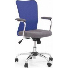Dětská židle Andy Zeleno-šedá + kupón na slevu