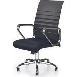 Kancelářská židle Volt černošedé + kupón KONDELA10 na okamžitou slevu 10% (kupón uplatníte v košíku)