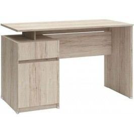 BRW  stůl B04 BIU1D1S/120 Dub san remo světlý /dub san remo světlý + kupón KONDELA10 na okamžitou slevu 10% (kupón uplatníte v košíku)