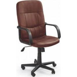 Kancelářská židle Denzel Černá + kupón KONDELA10 na okamžitou slevu 10% (kupón uplatníte v košíku)