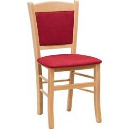 Stima Jídelní židle Denny Dub sonoma/Reginarca marrone + kupón KONDELA10 na okamžitou slevu 10% (kupón uplatníte v košíku)
