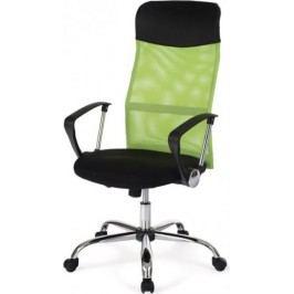 Kancelářská židle KA-E300 WT - Opěrák bílý + kupón KONDELA10 na okamžitou slevu 10% (kupón uplatníte v košíku)