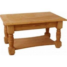 Unis Konferenční stolek dřevěný 00402 kód 00403 120x60 + kupón KONDELA10 na okamžitou slevu 10% (kupón uplatníte v košíku)
