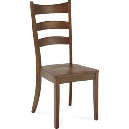 Dřevěná židle C-191 OAK1 - bělený dub + kupón KONDELA10 na okamžitou slevu 10% (kupón uplatníte v košíku)