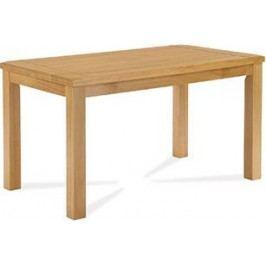 Stůl dřevěný T-1990 ANT - ořech-antik + kupón KONDELA10 na okamžitou slevu 10% (kupón uplatníte v košíku)
