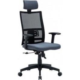 Antares Kancelářská židle Mija Šedá + kupón KONDELA10 na okamžitou slevu 10% (kupón uplatníte v košíku)