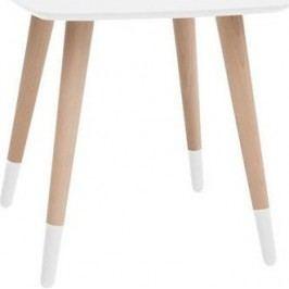 BRW Konferenční stolek LAWA 011 Šedá/buk + kupón KONDELA10 na okamžitou slevu 10% (kupón uplatníte v košíku)