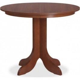 MIKO Jídelní stůl Viena kulatý 90x90+35 + kupón KONDELA10 na okamžitou slevu 10% (kupón uplatníte v košíku)