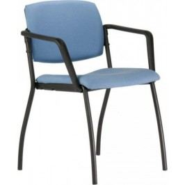 Antares Konferenční židle 2090 Alina G - šedý lak + kupón KONDELA10 na okamžitou slevu 10% (kupón uplatníte v košíku)