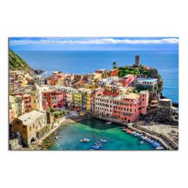 Obraz Italské městečko C1014AO