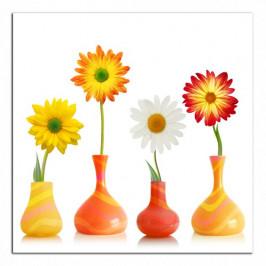 Obraz Květy ve vázách C3088AS