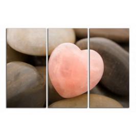 Obraz Srdce a kameny C1116BO
