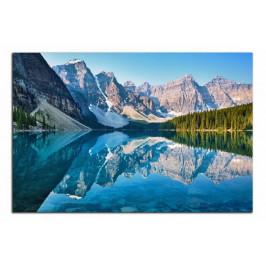 Obraz Hory a jezero C5412AO