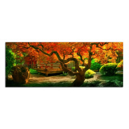 Obraz Japonská zahrada C1440AP