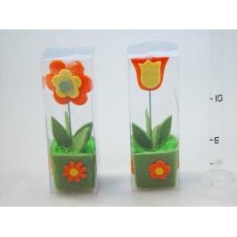 Květy filc 2 druhy