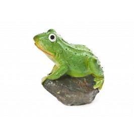 Žába dekorace 12x11cm