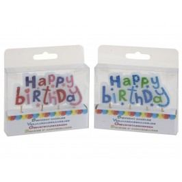 Svíčka dortová HAPPY 1ks