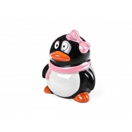 Pokladnička tučňák 12x10,5cm