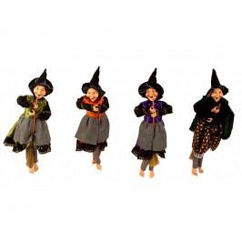 Čarodějnice na zavěšení 45cm