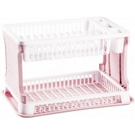 Odkapávač na nádobí-2patra