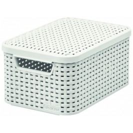 Box Style bílý S