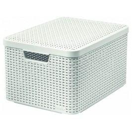 Box style bílý L OWH885