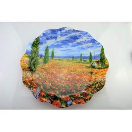 Podnos sklo 30cm Renoir