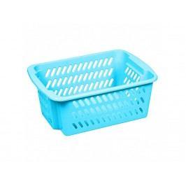 Košík midi modrý