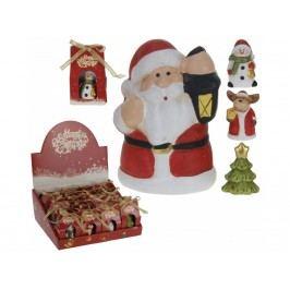 Dekorace vánoční taštička mix