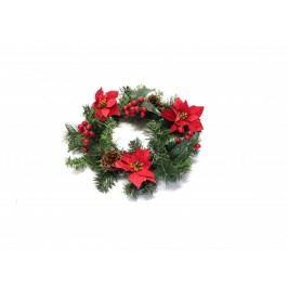 Věneček vánoční 30cm