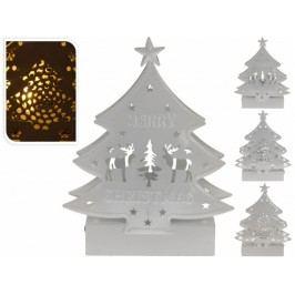 Dekorace vánočí s LED mix