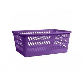 Košík MIDI fialový