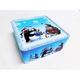 Vánoční box 20x20x8cm