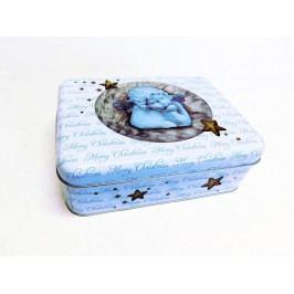 Vánoční box 20x15x6,5 cm