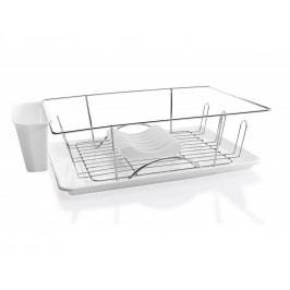 Odkapávač na nádobí chrom