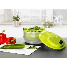 Odstředivka na salát zelená
