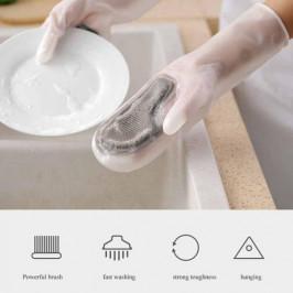 Multifunkční mycí rukavice na mytí nádobí