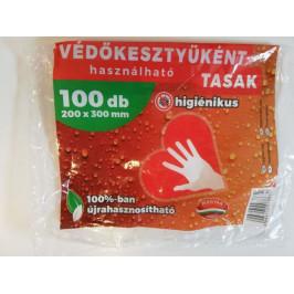 Jednorázové návleky na ruce - balení 100 ks