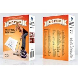 Sáčky do vysavače BIG PACK UNI-BAG micro 12 + 2